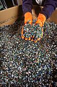 Recycling High Density Polyethylene Plastic
