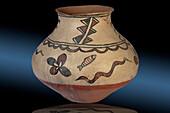 Polychrome Jar, San Ildefonso Pueblo, c.1910