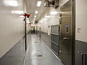 Biosecurity Containment Hallway
