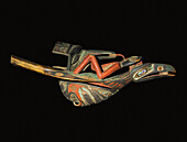 Raven Rattle, Tlingit Tribe