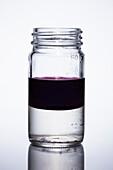 Solubility of iodine