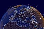 Europe, illustration