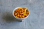 Curry cashew nuts