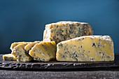 'Blue Lagoon' blue cheese