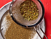 Home-made garam masala