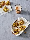 Indian vegetable pakora