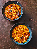 Indian tomato dhal