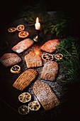 Gingerbread Village Cookies