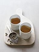 Jasime tea from pearls