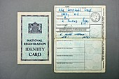 World War 2- Identity Cards in Britain