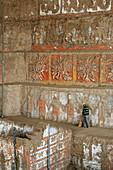 Moche Temple of the Moon, Peru