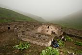 Pueblo Viejo archaeological site, Peru