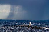 Basilica of the Sacred Heart, Paris France