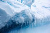 Iceberg, close-up
