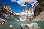 Paine Towers, Torres del Paine National Park, Chile