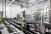 Bottling plant, Monika Christmann, Germany