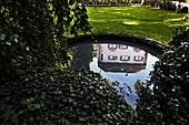 Park complex, Graf Adelmann vineyard, Württemberg, Germany