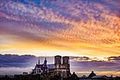 Kathedrale, Reims, Champagne, Frankreich