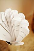 Perfume testing strips, Guerlain