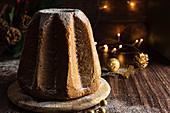 Pandoro - Italian Christmas Dessert