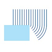 Diffraction of waves, illustration