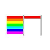 Colour filters, illustration
