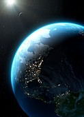 Earth from Space - Americas