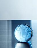 Global business, conceptual image