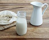 Vegan milk drink