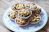 Vegan breakfast muffins