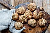 Quinoa spelt bread roll