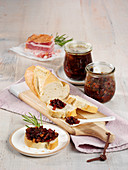 Bacon and onion jam