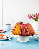 Lemon Gugelhupf for Easter