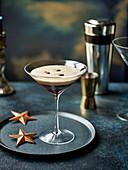 Espresso Martini (weihnachtlich)