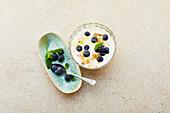 Nuss-Frucht-Joghurt