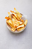 Pastinaken-Chips