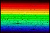 Star spectrum