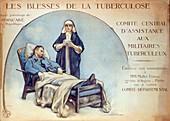 World War I tuberculosis poster