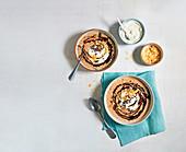 Mokka-Porridge