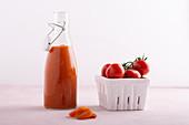 Aprikosen-Tomaten-Ketchup