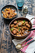 Bigos - Polish Hunter's Stew