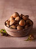 Venus mussels