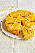 Französischer Orangenkuchen