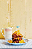 Pancakes Suzette