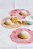 Sunoboru Kukki (snowball cakes)
