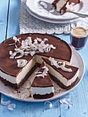 Coconut cake Bounty