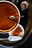 Ingwer-Creme Caramel