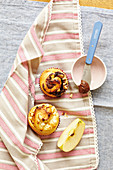 Sweet Bruffins (Half Brioche, Half Muffin)