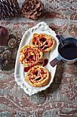 Cartellate - Weihnachtsgebäck aus Apulien