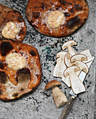 Bone marrow and cep kulcha